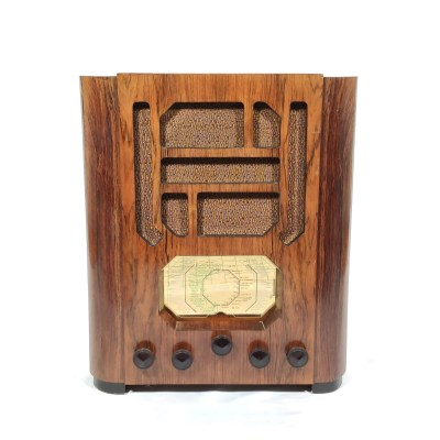 Sonora TO 7 de 1935 : Poste radio vintage Bluetooth