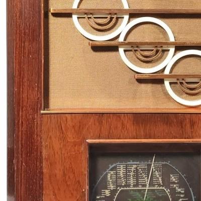 Pathé 6 de 1936 : Poste radio vintage Bluetooth