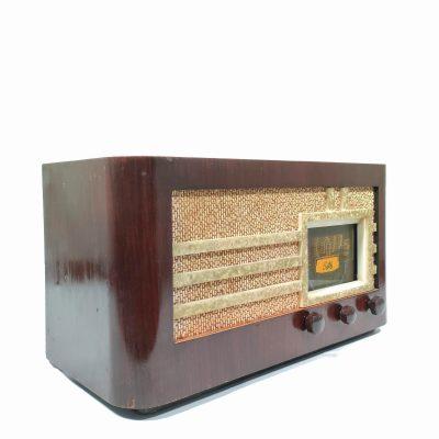 Pathé 79 de 1937 : Poste radio vintage Bluetooth
