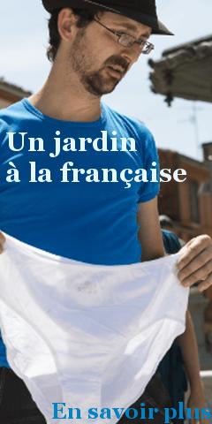 Un jardin à la française