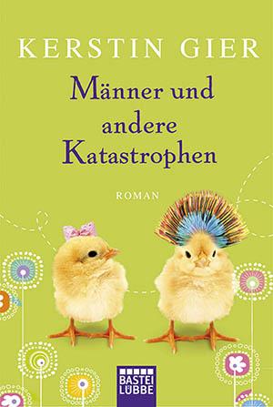 Männer und andere Katastrophen von Kerstin Gier - Cover mit freundlicher Genehmigung von Bastei Lübbe