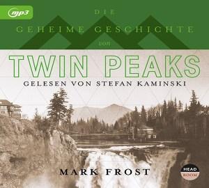 Die geheime Geschichte von Twin Peaks - Cover mit freundlicher Genehmigung vom headroom Verlag
