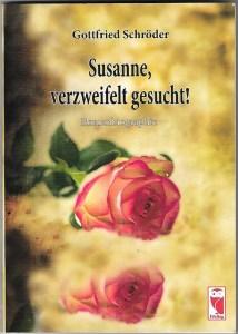 Susanne verzweifelt gesucht - Cover mit freundlicher Genehmigung vom Frieling-Verlag