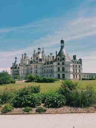 Châteaux de Chambord