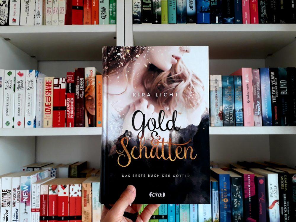 Gold und Schatten