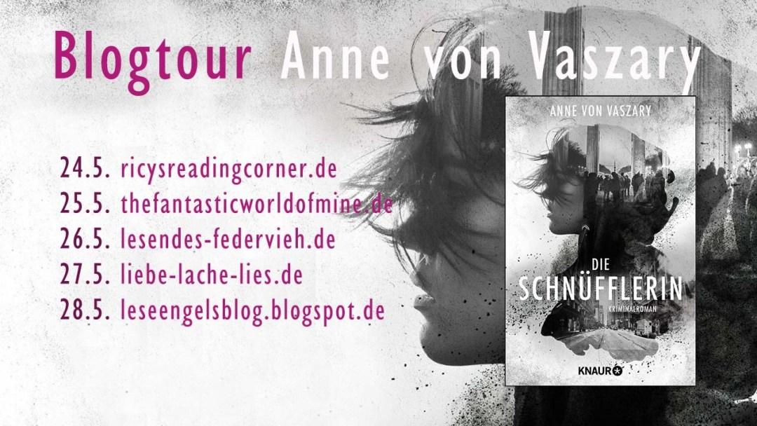 Blogtour Die Schnüfflerin