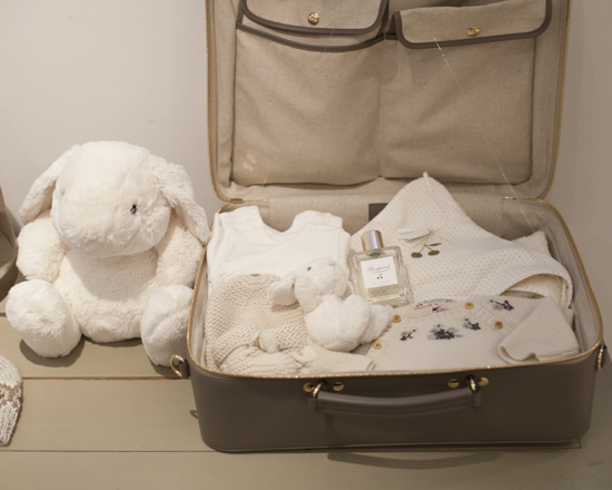 Bonpoint Baby Suitcase