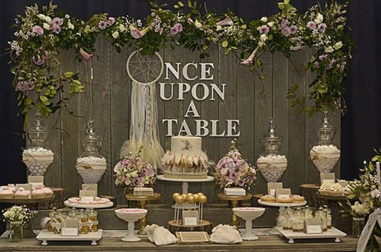 Fairytale Sweetie Table
