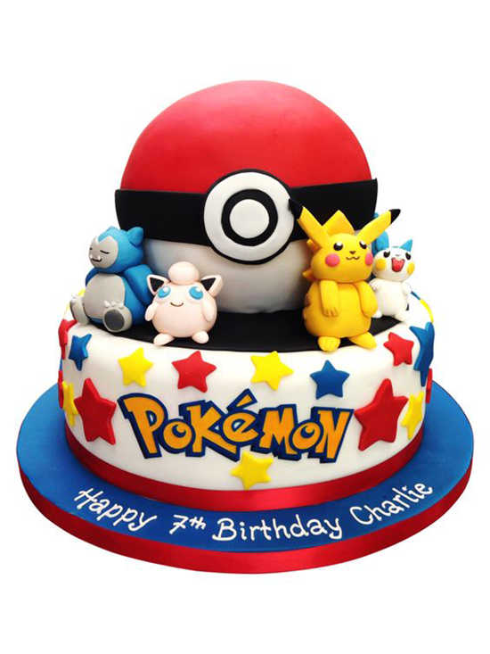 pokemon-cake