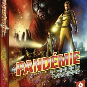 Extension du jeu Pandemic.