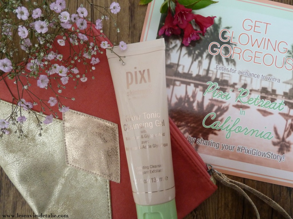 Glow Tonic Cleansing Gel Pixi