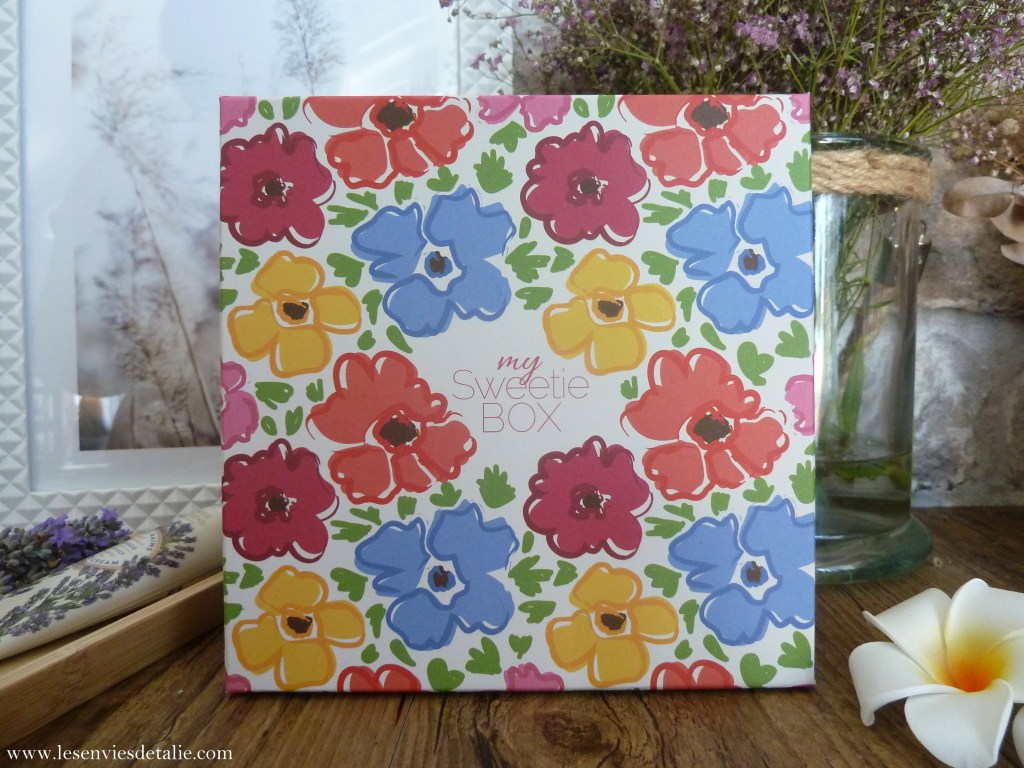 My Sweetie box juin 2020 : Flower power