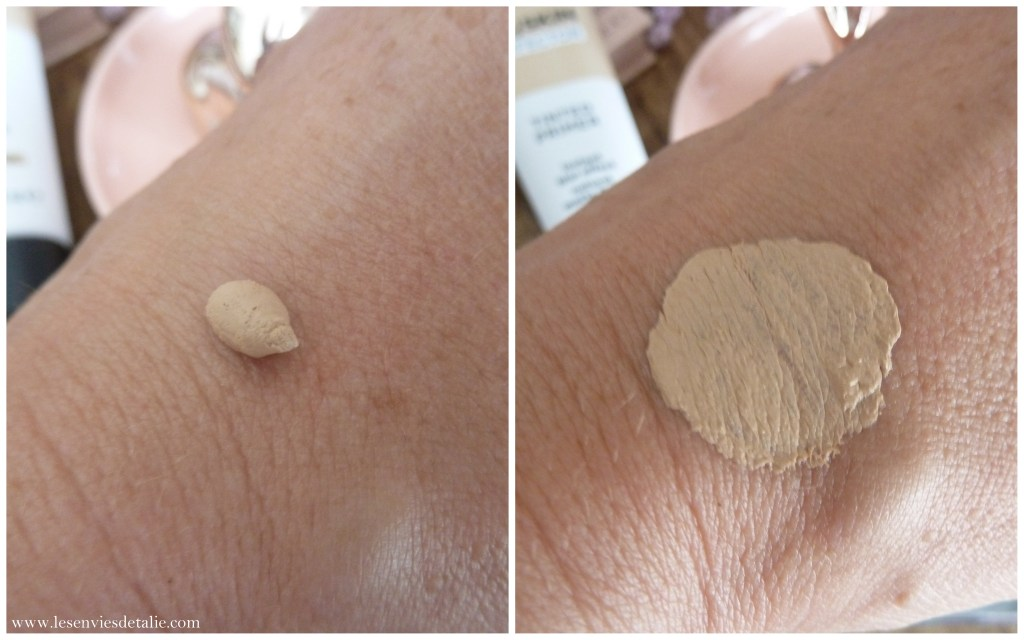 swatches du Tinted primer Myskin Perfector Essence