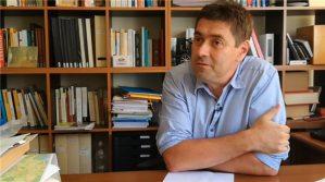 Nicolas Bricas sociologue de l'alimentation