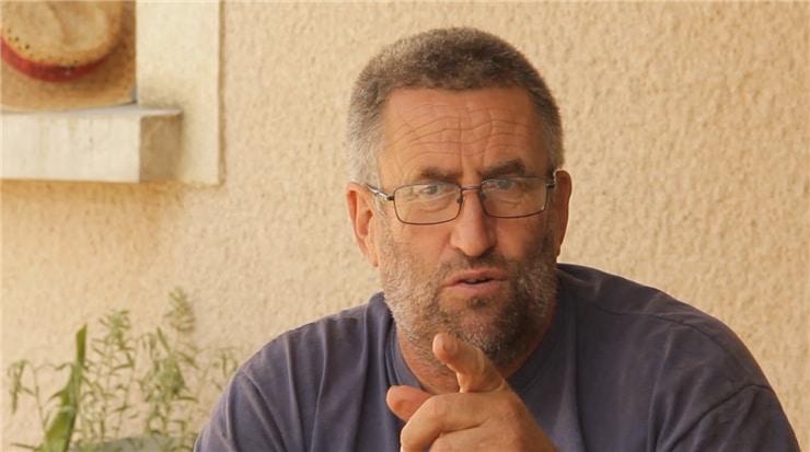 Jean Paul Grimaud agriculteur en conversion en bio