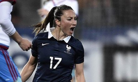Equipe de France – SheBelievesCup – Gaetane Thiney, de retour en sélection !