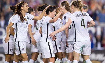 """#SHEBELIEVESCUP. USA – France. Les USA """"craignent"""" la France. La France """"craint"""" les USA."""