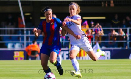 WCL 1/2 F Aller – Barcelone (1-3) Paris Saint Germain : Paris confirme la force du football féminin français