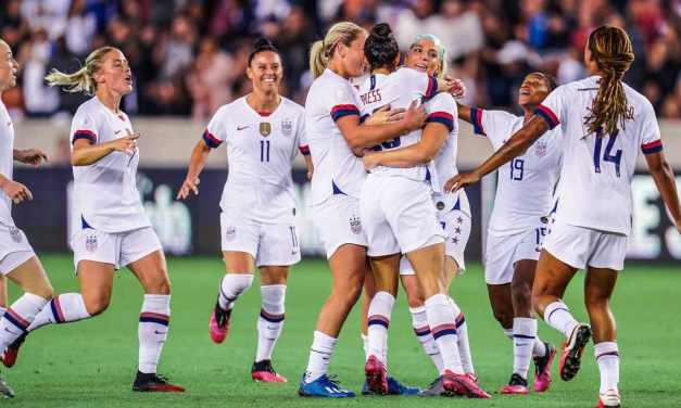 #JO2020 – Press, Mewis, Horan qualifient les USA pour Tokyo en s'imposant (6-0) face au Costa Rica