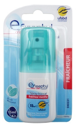 Efiseptyl spray buccal