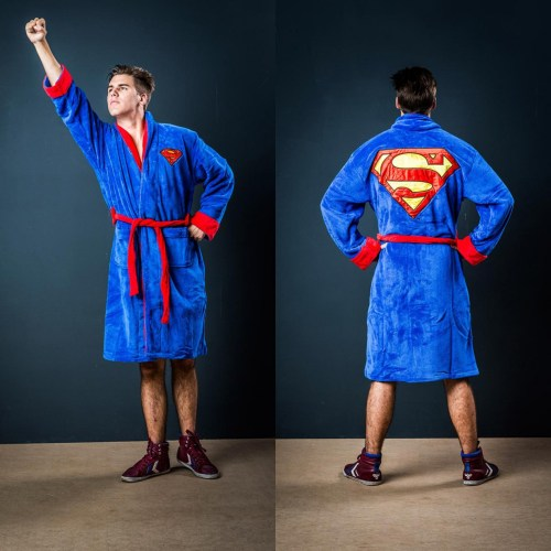 Peignoir Superman; 49,95 €
