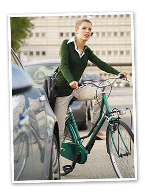 Les Fleurons Snacking Vélo