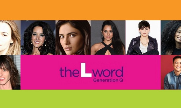 Who are the 8 main characters in The L Word: Generation Q?