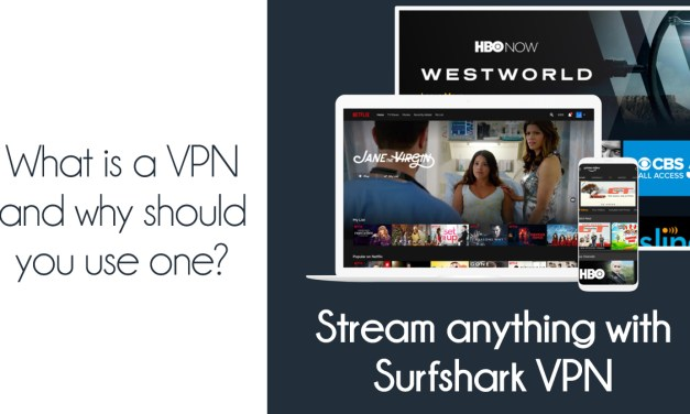 What is a VPN and why is it useful?
