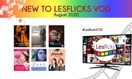 New Lesbian Films Coming to Lesflicks VOD in August