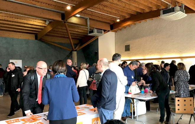 L'Assemblée Générale 2018 de la CFDT Auvergne Rhône Alpes a eu lieu aux Foréziales