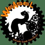 Weasel escape Epinal - logo