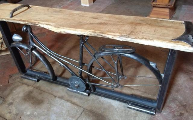 Console bicyclette
