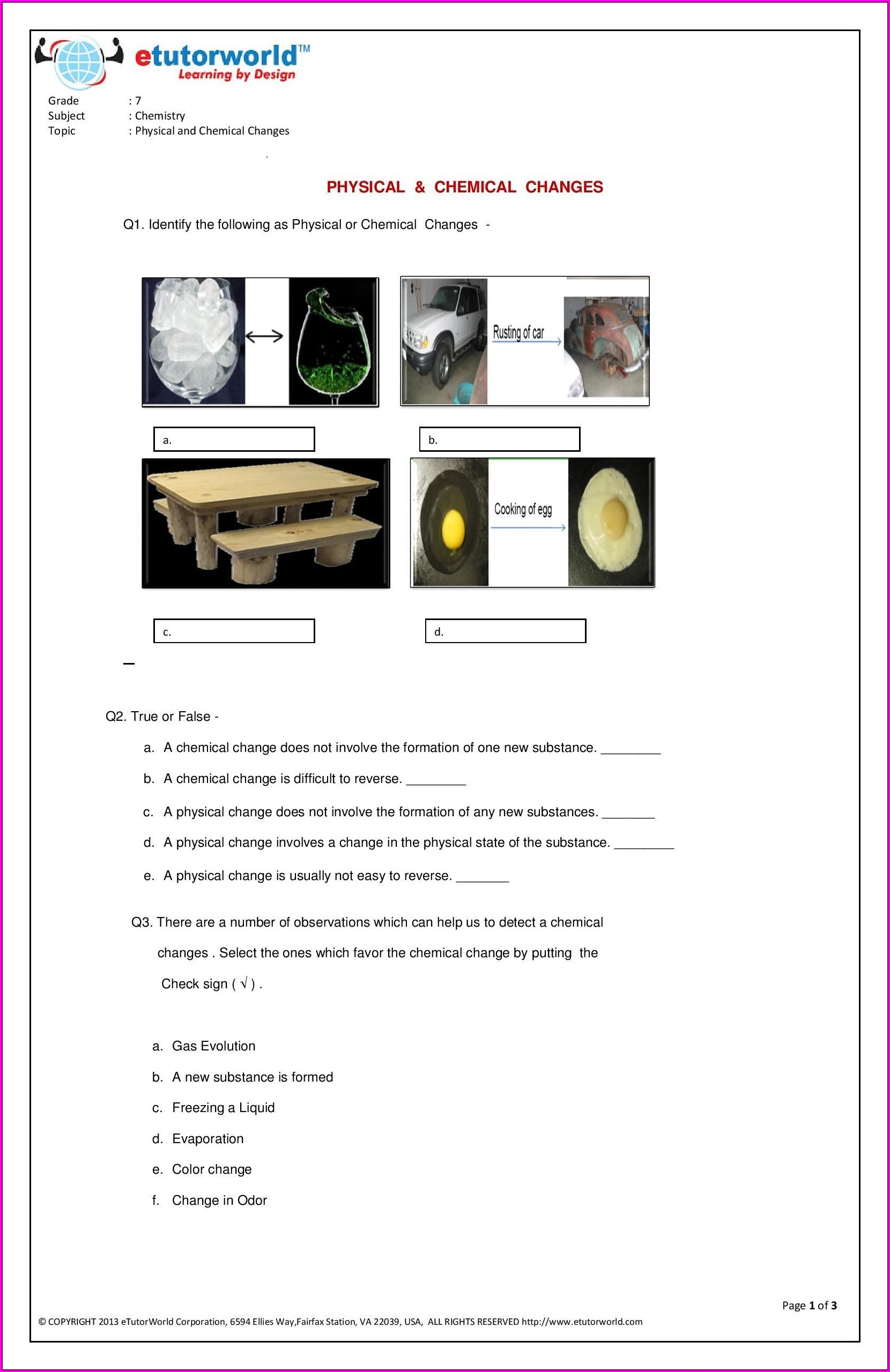 Second Grade Cause And Effect Worksheets 2nd Grade