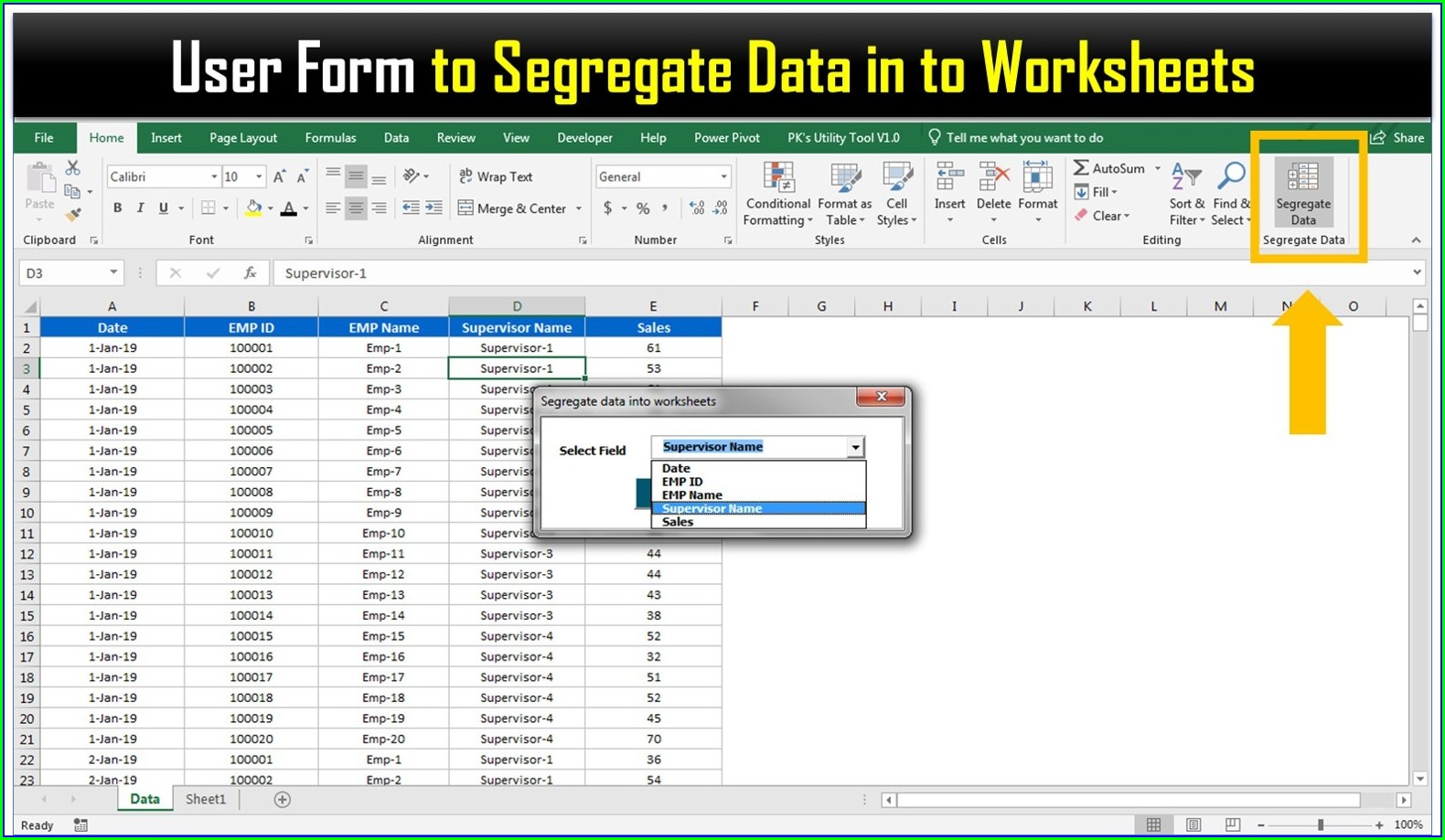 Excel Vba Sort Listbox Alphabetically