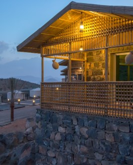 {Oman}-Jebel Shams Resort