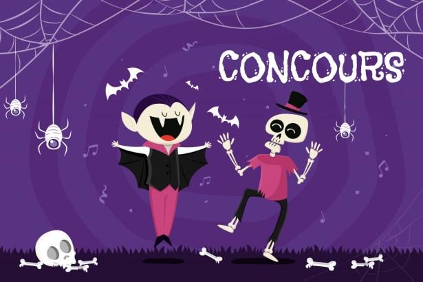 concours halloween 2019