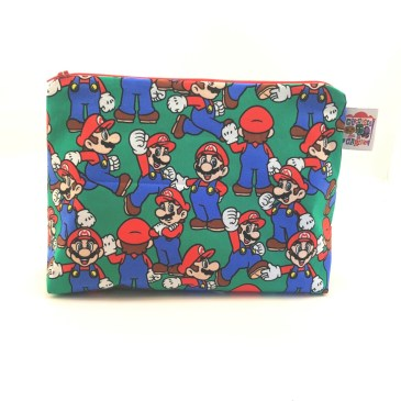 Grand trousse Nintendo Mario