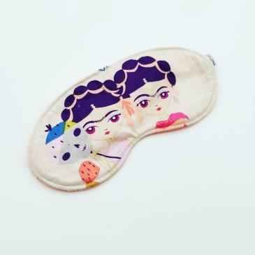 Masque de voyage Frida Kahlo