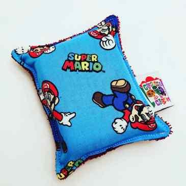 Petite éponge Nintendo Mario