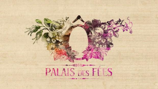 Logo Ô Palais des fées