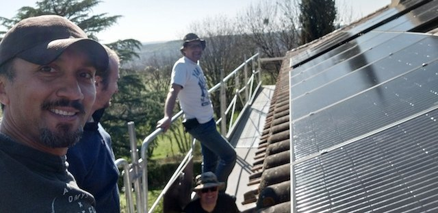 panneaux solaires les hauts de saulies