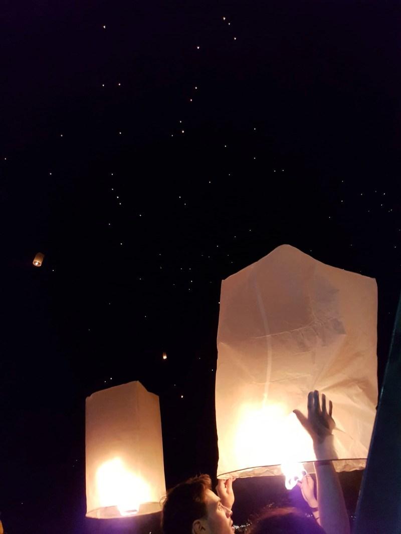 Thaïlande, la féérie du festival des lanternes 🏮 6