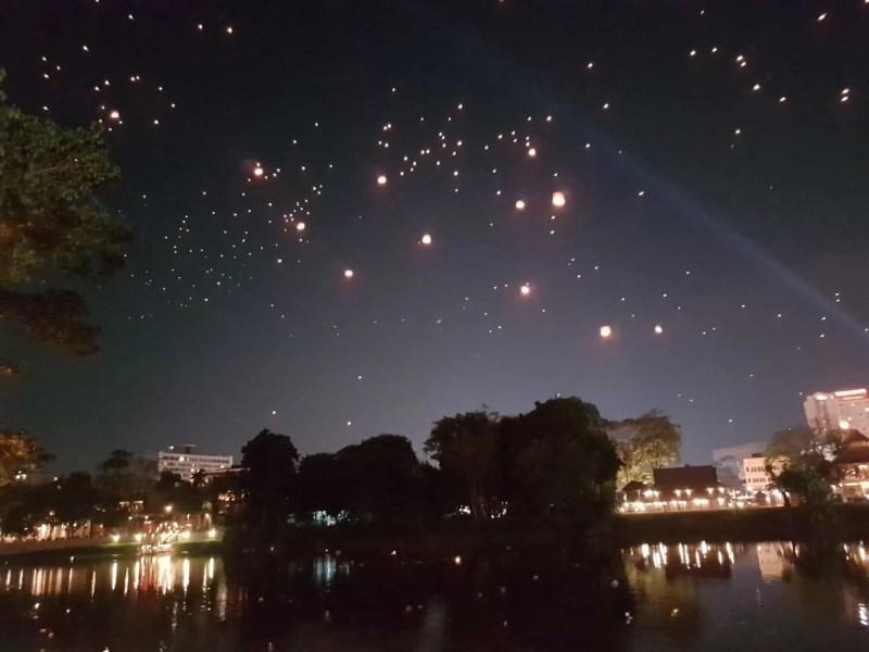 Thaïlande, la féérie du festival des lanternes 🏮 10