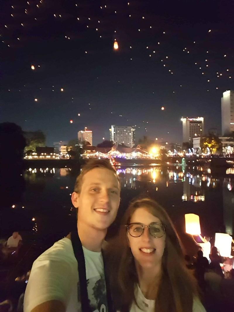 Thaïlande, la féérie du festival des lanternes 🏮 7