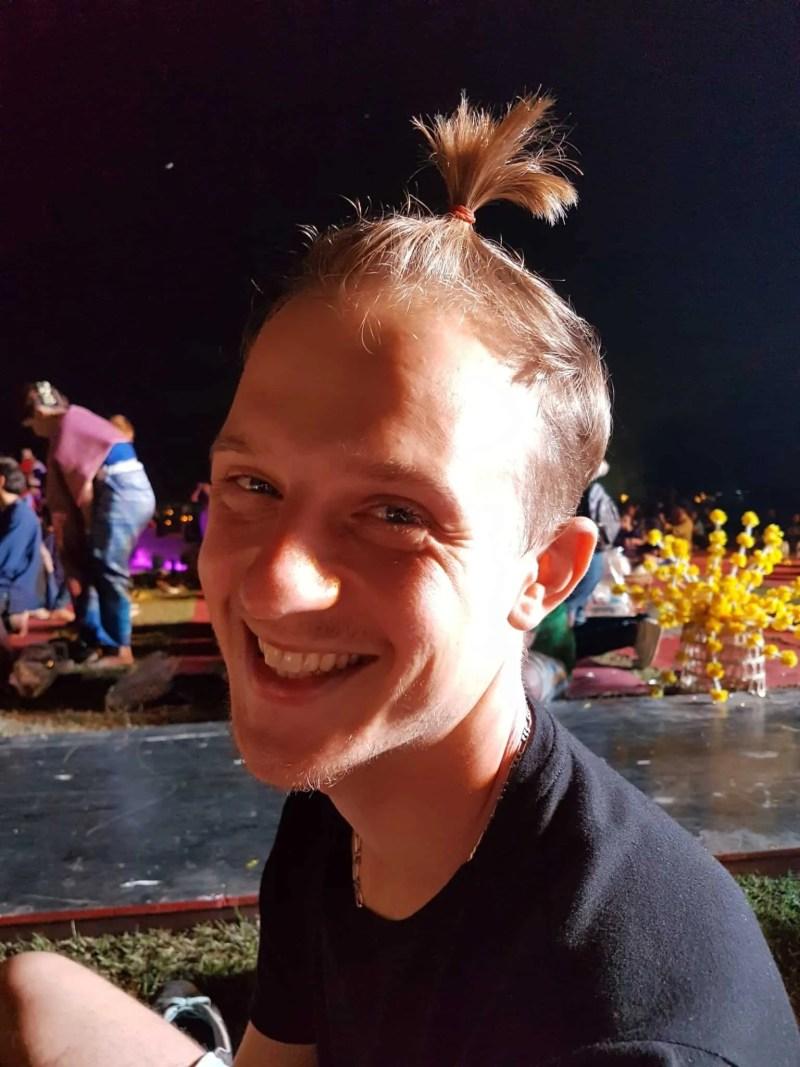 Thaïlande, festival de Si Satchanalaï🎆 18