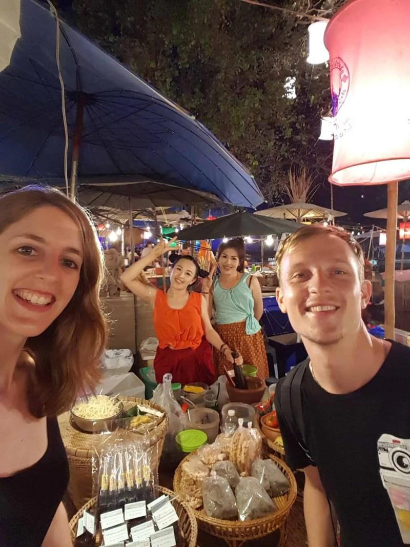 Thaïlande, festival de Si Satchanalaï🎆 13