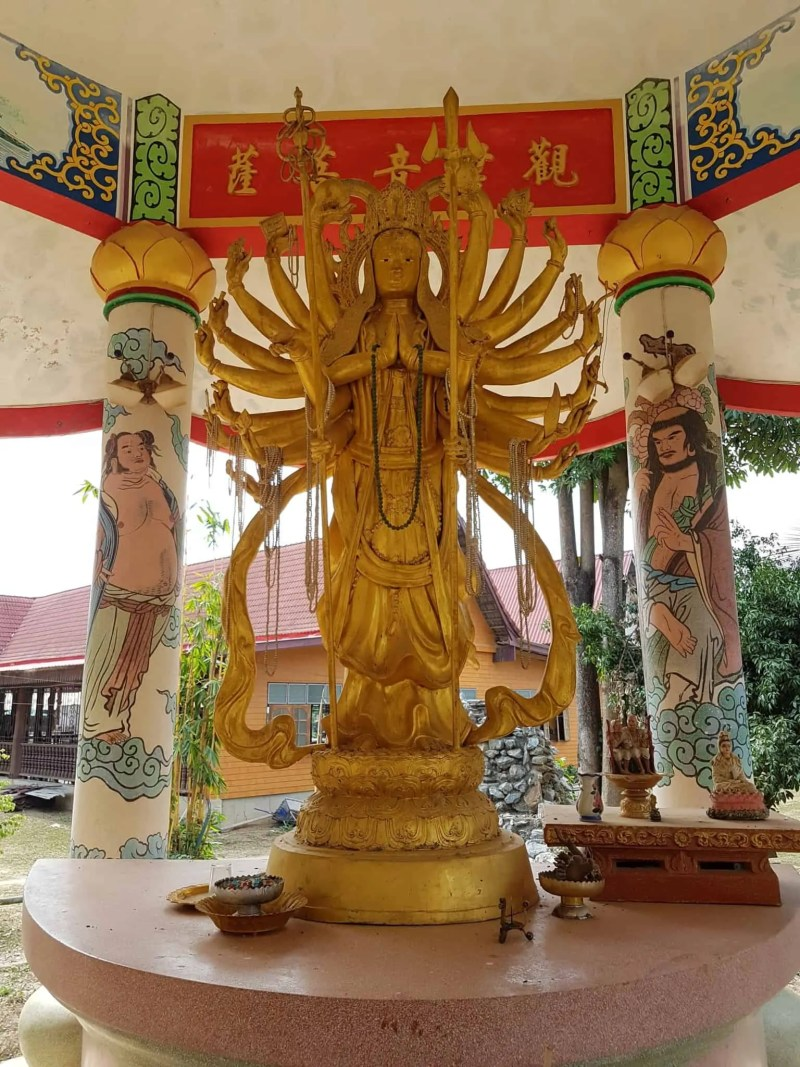 Thaïlande, visite d'Ayutthaya et de ses temples 🌞 2