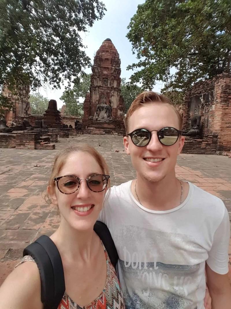 Thaïlande, visite d'Ayutthaya et de ses temples 🌞 4
