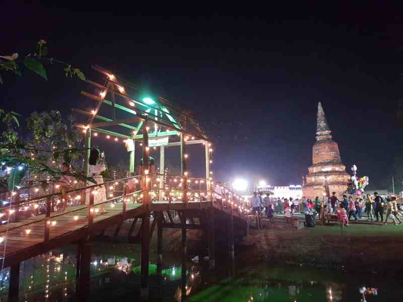 Thaïlande, The Glorious of Ayutthaya Fair Festival 🎡 4
