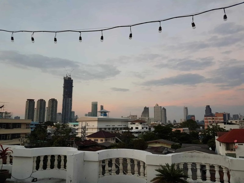 Thaïlande, arrivée à Bangkok 🏙 8